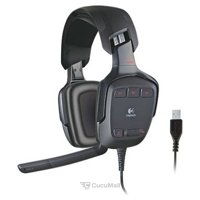 Headphones Logitech G35 Surround Sound Headset