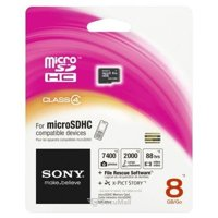 Memory card, USB Flash Sony SR8N4